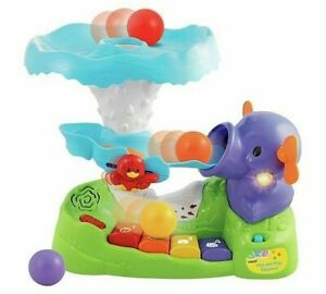 Vtech Baby Pop and Play Elephant Set Count & Learn Fun New Toddler Music Toy 9m+