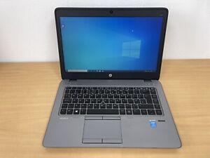 "HP ELITEBOOK 840 G2 14"" LAPTOP, INTEL CORE i5, 16 GB RAM, 500 GB HDD, WINDOWS 10"