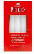 I prezzi 5 CANDELE fino a 5 ore tempo di combustione 2cm Diametro Famiglia Candela
