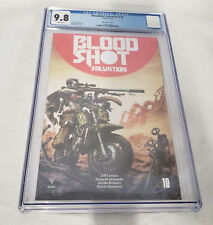 Bloodshot Salvation 10 Valiant 2018 CGC 9.8 1:50 Kim Jung Gi Variant
