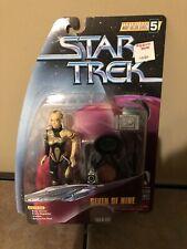 Star Trek Warp Factor Series 5 Seven Of Nine Action Figure