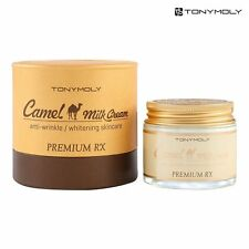 TonyMoly Premium RX Camel Milk Cream 70g - FREE Shipping, From CA, USA