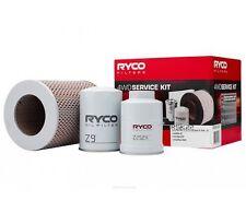 RYCO Oil Air Fuel Filter Service Kit HILUX LN86 LN106 LN107 LN111 88-97