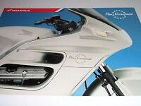 Honda ST1100 Pan-European Motorcycle Sales Brochure