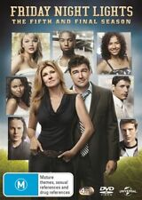Friday Night Lights : Season 5 (DVD, 4-Disc Set) NEW