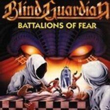 "Blind GUARDIAN ""Battaglione of Fear"" CD NUOVO DIGI. REMAST"