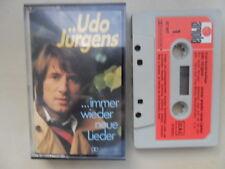 Udo Jürgens/Immer wieder neue Lieder Club Sonderauflage  Musikkassette/MC