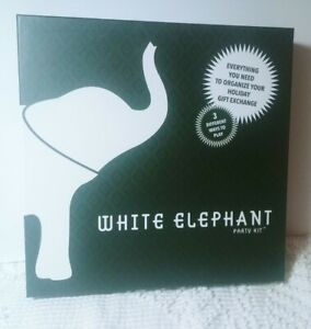 NEW White Elephant Party Kit to Organize Your Holiday Gift Exchange