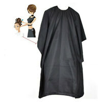 Professional Hair Cut Cutting Salon Barber Hairdressing Gown Cape Apron Hot US