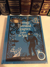 Twenty Thousand Leagues Under the Sea by Jules Verne - leather - NEW