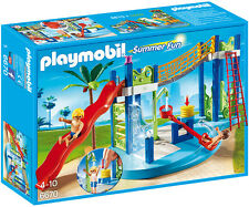 "PLAYMOBIL® 6670 "" Wasserspielplatz  "", NEU & OVP"