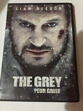 The Grey (DVD, 2012, Canadian)
