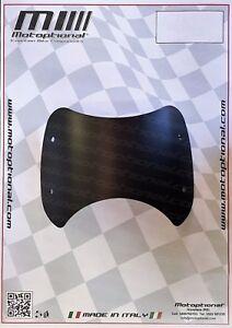 """Cupolino """"CAFE' RACER"""" per tutte le moto con faro tondo diametro 150/170"""