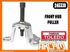 TOLEDO 245330 - FRONT HUB PULLER - REMOVE FRONT WHEEL HUBS YOKE BOLT THREADED