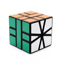 Kids Puzzle Teaser One Square Gift Cubetwist SQ1 Cube Brain Magic Twist Black