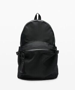 NEW Lululemon All Hours Backpack Black  27L