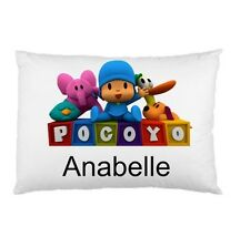 POCOYO Personalized childrens kids BED pillow case