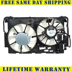 Radiator Cooling Fan Assembly For Lexus NX200t NX300h LX3115133