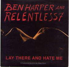 BEN HARPER - rare CD Single - Europe - Promo