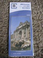 Millennium, CITY MAP of ROMA / ROME, 2000