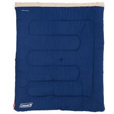 COLEMAN MUDGEE DOUBLE +5cel. Winter Warm Large Sleeping Bag C5