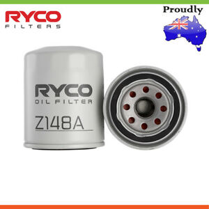Brand New * RYCO * Oil Filter For MAZDA 121L CD3MC 2L 4 Petrol MA 4/1978 - On