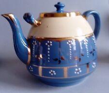 Antique Victorian Earthenware Teapot