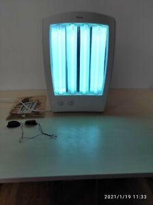 Phillips Philips Facial Tanning  Sun Solarium Lamp UV Goggles FACE TANNER HB175