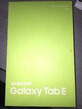 Brand New Samsung Galaxy Tab E 9.6 16 GB Wi-Fi Tablet...