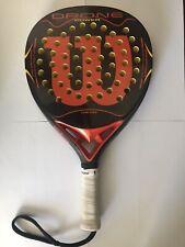 Padel Tennis Raquet Wilson Drone Power