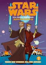 Star Wars - Clone Wars Adventures by Haden Blackman