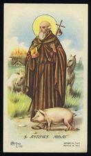 santino-holy card ediz.AR serie Z/113 S.ANTONIO AB.