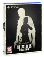 The Last of Us Remastered Only On PlayStation Collection New PS4 Free UK P&P