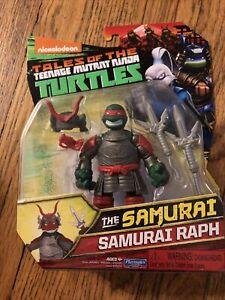 The Samurai Samurai Raph 🐢 Raphael New Tales Of The TMNT 2012 (opened)