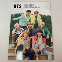 BTS Japan Official FanClub FC Limited Magazine Vol.6 Photo Book Music KPOP