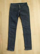 Tolle Damen Jeans Röhrenjeans in Gr. 34, dunkelblau, super Zustand