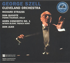 The Cleveland Orchestra - Strauss: Don Quixote; Don Juan; Horn Concerto No.1