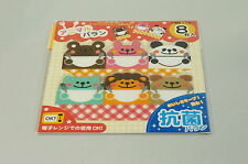"""Partition for Bento or Sushi / Lunch box divider """"Animal Baran"""" 8 pieces"""