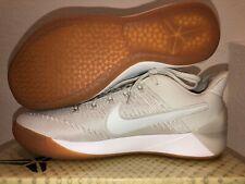 Nike Kobe A.D. Mamba Basketball Shoes Light Bone ( 852425-011 ) Sz 12