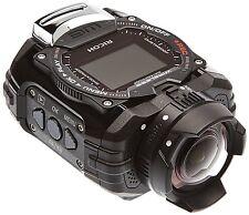 Ricoh Wg-M1 Hd Waterproof Action Video Camera + 16Gb Memory Card *New* (Black)