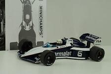 1983 Brabham BMW BT52 #6 Patrese F1 1:18 Minichamps