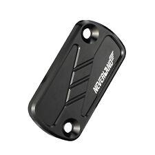 Front Brake Fluid Reservoir Cover Cap Black For Honda CRF250R CRF450R CR80R/85R