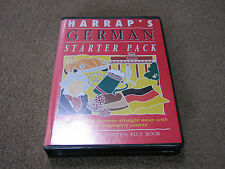 Harrap's German BOXSET Starter Pack by Chambers (Mixed media product,1995)