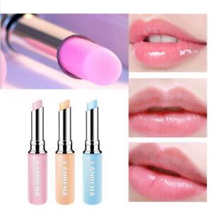 Nourishing Lip Balm Hyaluronic Acid Moisturizing Plumper Color Changing Lipstick