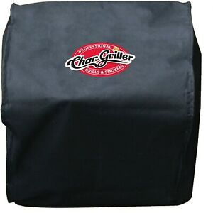 Chargriller Portable Table Top Charcoal Black Grill Cover 2455