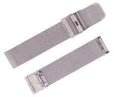 22mm Stainless Steel Mesh Watch Bracelet / Strap Fit Skagen Watches & More...