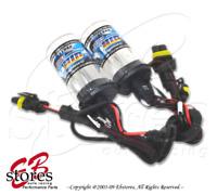 35W H13 Cool Blue 1 Pr High Low Beam 10000K Xenon HID Kit Conversion Bulb 2pc