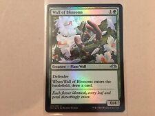 MTG Modern Horizons  **Foil** Wall of Blossoms NM/Mint