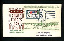 US Naval Ship Cover USS Niagara Falls AFS-3 Vietnam War 5/20/1967 Long Beach CA