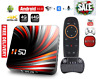 High Quality H50 Android 10 Smart TV Box 4GB 64GB 4K Media Player 3D Set Top Box